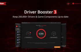 driver booster a key