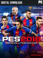 PES 2018 Download Torrent PC – PORTUGUÊS PT-BR