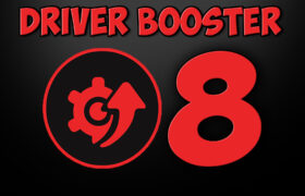 driver booster 8